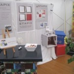 STAPIX-Stand auf der WMH 2012