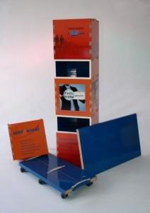 STAPIX-Bauteile