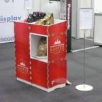 Wettbewerbsexponat beim display Superstar 2013