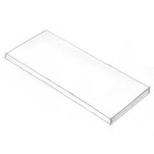 Skizze 2er-Deckplatte