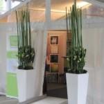 Blick auf den STAPIX-Stand im Ausstellungszelt WMH 2013